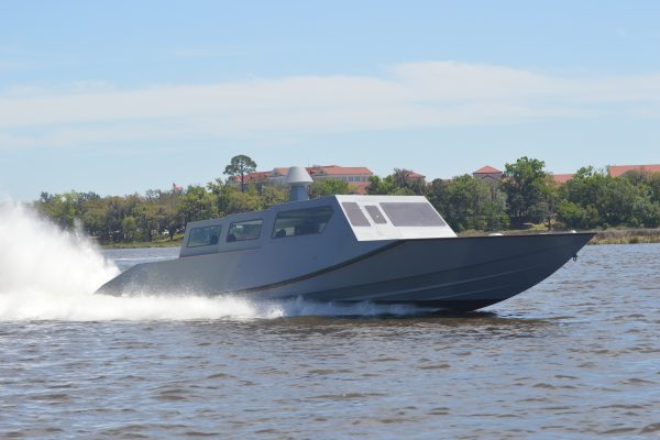 USMI-60 ft Assault Boat